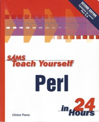 Teach Yourself Perl in 24 Hours