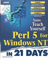 Teach Yourself Perl 5 for Windows NT in 21 Days